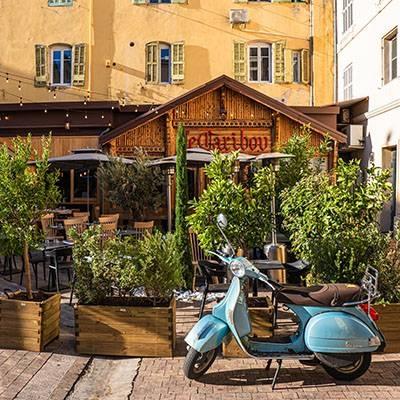 Le Caribou - Restaurant Vieux port Marseille